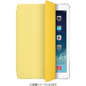 【キャッシュレスで5%還元】APPLE iPad Air Smart Cover イエロー MF057FE/A|excellar