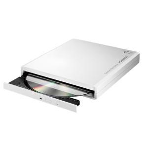 I-O DATA アイ・オー・データ製 ポータブル DVDドライブ DVRP-W8AI|excellar