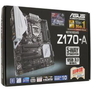 ASUS製 ATXマザーボード Z170-A LGA1151 元箱あり excellar
