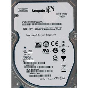 【キャッシュレスで5%還元】SEAGATE製HDD ST9750423AS 750GB 5400rpm|excellar