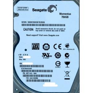 【キャッシュレスで5%還元】SEAGATE製HDD ST9750420AS 750GB 7200rpm|excellar