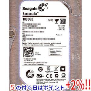 【商品名:】SEAGATE製HDD ST1000DM003 1TB SATA600 7200 / 【...