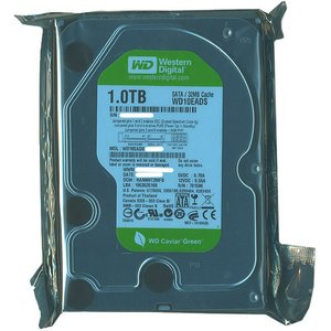 【キャッシュレスで5%還元】Western Digital製HDD WD10EADS 1TB SATA300|excellar