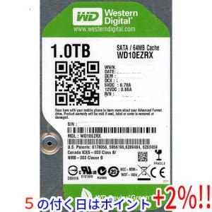 Western Digital製HDD WD10EZRX 1TB SATA600|excellar