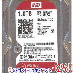 Western Digital製HDD WD10EFRX 1TB SATA600|excellar