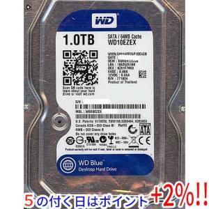 Western Digital製HDD WD10EZEX 1TB SATA600 7200|excellar