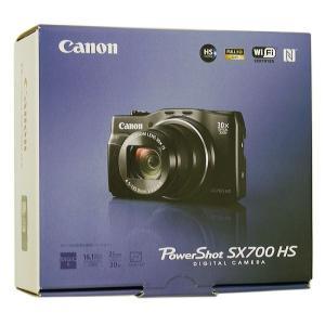 Canon製 PowerShot SX700 HS ブラック 1610万画素|excellar|03
