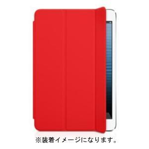 【キャッシュレスで5%還元】APPLE iPad mini Smart Cover (PRODUCT) RED MF394FE/A|excellar
