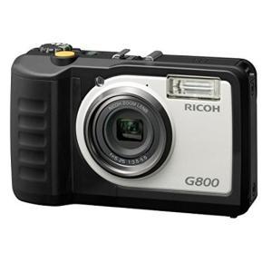 RICOH製 デジタルカメラ G800 1600万画素|excellar
