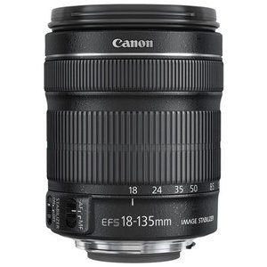 Canon★EF-S18-135mm F3.5-5.6 IS STM★ワケあり●新品【訳あり】