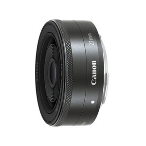 Canon★単焦点広角レンズ★EF-M22mm F2 STM★ワケあり●新品|excellar