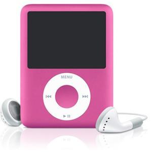 Apple■第3世代 iPod nano■MB453J/A■ピンク/8GB■新品未開封
