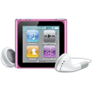 Apple■第6世代 iPod nano■MC692J/A■ピンク/8GB■未開封