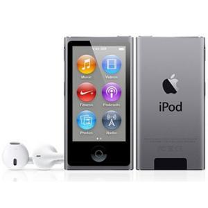Apple■第7世代 iPod nano■ME971J/A■グレイ/16GB■未開封