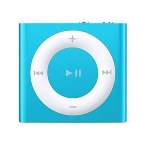 【キャッシュレスで5%還元】【中古】Apple 第4世代 iPod shuffle MD775J/A ブルー/2GB 未使用|excellar