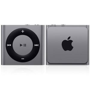 【キャッシュレスで5%還元】【中古】Apple 第4世代 iPod shuffle ME949J/A グレイ/2GB 未使用|excellar