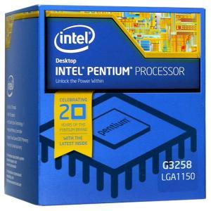 Pentium Dual-Core G3258 3.2GHz LGA1150 SR1V0 の商品画像