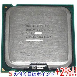 【商品名:】【中古】Core 2 Duo E8400 3.0GHz FSB1333MHz LGA77...