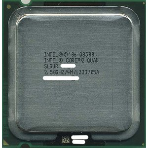 【商品名:】【中古】Core 2 Quad Q8300 2.5GHz FSB1333MHz LGA7...