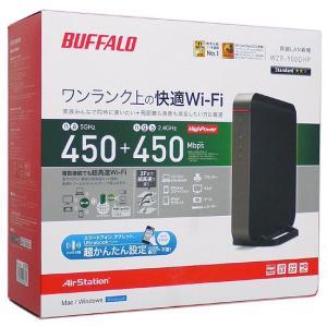 【商品名:】【中古】BUFFALO バッファロー 無線LANルータ WZR-900DHP 元箱あり ...
