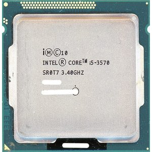 Core i5 3570 3.4GHz 6M LGA1155 77W SR0T7 excellar