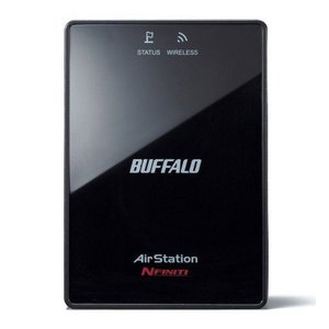 BUFFALO★ワイヤレスユニット WLAE-AG300N◇【ゆうパケット不可】