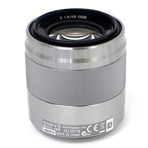 【キャッシュレスで5%還元】【中古】SONY 一眼カメラ用レンズ E 50mm F1.8 OSS S...