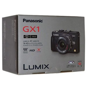 Panasonic LUMIX DMC-GX1X-K レンズ...