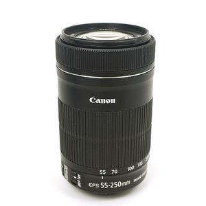 【キャッシュレスで5%還元】【中古】Canon EF-S55-250mm F4-5.6 IS STM...