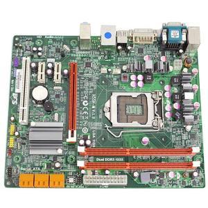 ECS製 MicroATXマザーボード H55H-M (V1.0) LGA1156 excellar