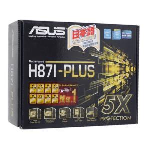 【中古】ASUS Mini-ITXマザーボード H87I-PLUS LGA1150 元箱あり excellar
