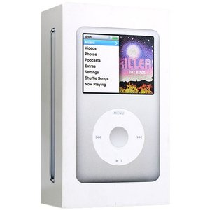 Apple■iPod classic■MC293J/A■シルバー/160GB■