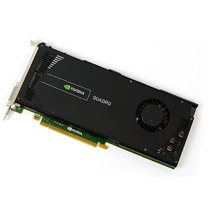 グラフィックボード NVIDIA Quadro 4000 PCIExp 2GB