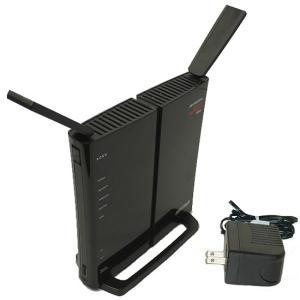 【商品名:】【中古】BUFFALO バッファロー製 無線LANBBルータ WZR-HP-G301NH...