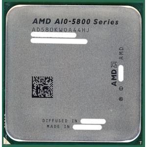 AMD★A10-Series A10-5800K★3.8GHz Socket FM2★AD580KWOA44HJ【送料180円〜】