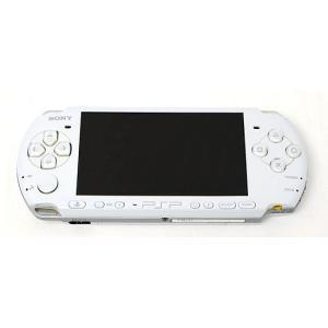 SONY★PSP パール・ホワイト PSP-3000 PW●ワケあり●【ゆうパケット不可】|excellar