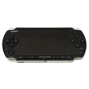 SONY★PSP ピアノ・ブラック PSP-3000 PB●ワケあり●【ゆうパケット不可】 excellar