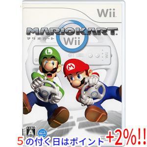 マリオカートWii★「Wiiハンドル」なし★【送料180円〜】|excellar