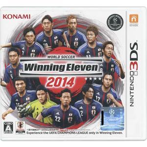 ワールドサッカー ウイニングイレブン 2014★3DS★【送料180円〜】|excellar
