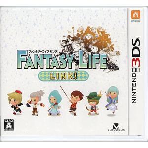 ファンタジーライフ LINK!★3DS★【送料180円〜】|excellar