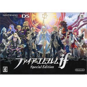 【商品名:】ファイアーエムブレムif SPECIAL EDITION 3DS / 【商品状態:】新品...