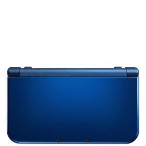 【新品訳あり(開封品)】 Newニンテンドー3DS LL メタリックブルー|excellar