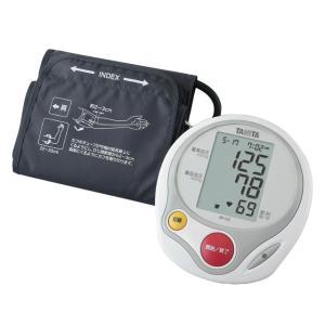 【クレジット・前払いのみ】 タニタ 上腕式血圧計  224-571|excellent