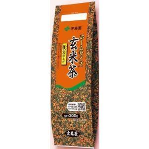 ■ITO-01461     ホームサイズ 玄米茶 (300g×20本)≪4901085014615≫|excellent