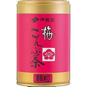 ■ITO-02830     梅こんぶ茶 (50g×20本)≪4901085028308≫|excellent