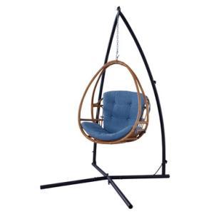 ハンギングチェア〈TTF-920〉スタンド式 吊り下げ式 椅...