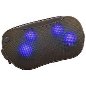 DOCTORAIR 3DマッサージピローSコードレス MP-05-BR ブラウン