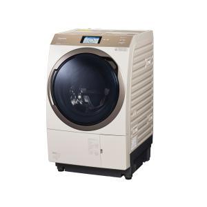〈配送のみ〉パナソニック ドラム洗濯乾燥機  NA-VX900AL-N [ノーブルシャンパン] 左開き