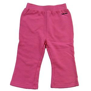 SMALL PAUL スモールポール アパレル KIDS パンツ ピンク|excelworld