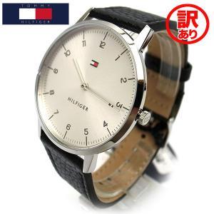 【訳あり】トミーヒルフィガー  時計 メンズ 腕時計  OMMY HILFIGER 1791585 ブラック|excelworld